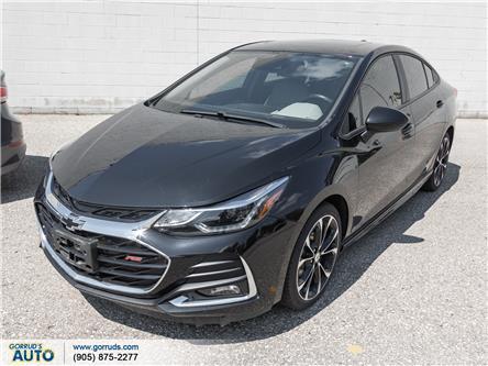 2019 Chevrolet Cruze Premier (Stk: 128679) in Milton - Image 1 of 6