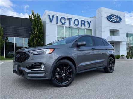 2021 Ford Edge ST Line (Stk: VEG20370) in Chatham - Image 1 of 21