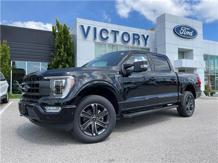 2021 Ford F-150 Lariat (Stk: VFF20190) in Chatham - Image 1 of 20