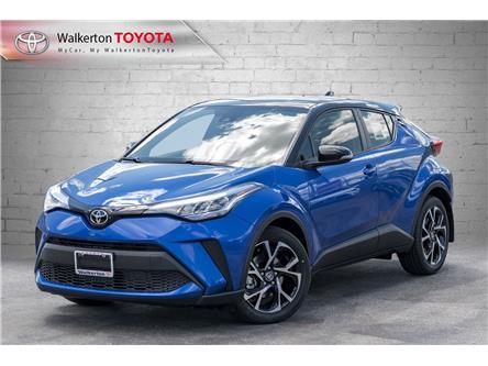 2021 Toyota C-HR XLE Premium (Stk: 21356) in Walkerton - Image 1 of 16