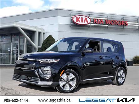 2020 Kia Soul EV EV Premium (Stk: 2614) in Burlington - Image 1 of 26