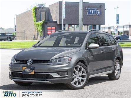 2018 Volkswagen Golf Alltrack 1.8 TSI (Stk: 760686) in Milton - Image 1 of 23