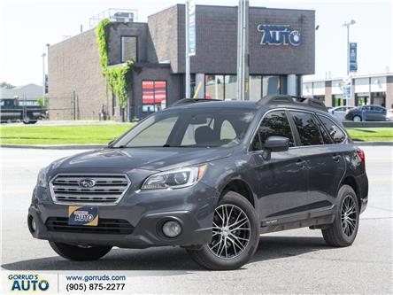 2017 Subaru Outback 2.5i (Stk: 399121) in Milton - Image 1 of 20