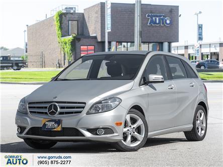 2013 Mercedes-Benz B-Class Sports Tourer (Stk: 160159) in Milton - Image 1 of 20