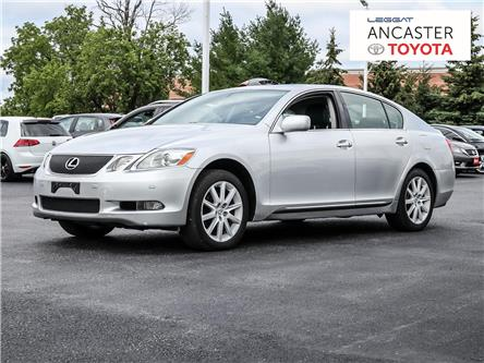 2006 Lexus GS 300 Base (Stk: B52) in Ancaster - Image 1 of 4
