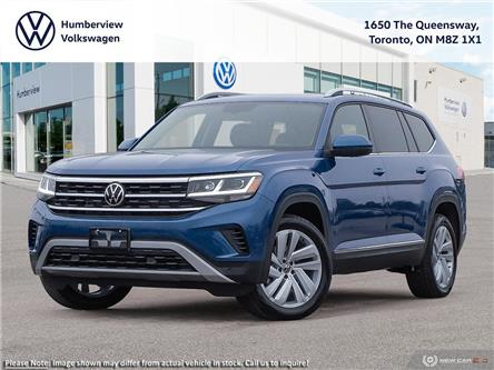 2021 Volkswagen Atlas 3.6 FSI Highline (Stk: 98778) in Toronto - Image 1 of 23