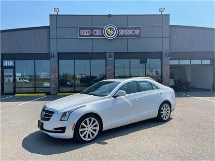 2017 Cadillac ATS 2.0L Turbo Luxury (Stk: UC4109B) in Thunder Bay - Image 1 of 18