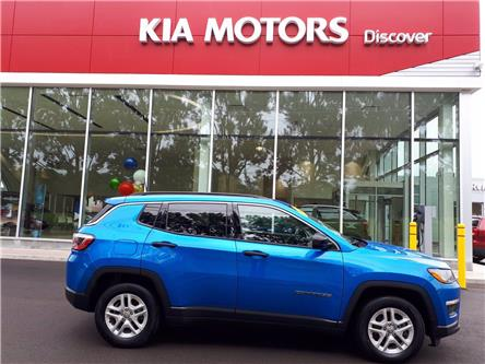 2019 Jeep Compass Sport (Stk: S6936B) in Charlottetown - Image 1 of 10