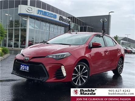 2018 Toyota Corolla LE (Stk: P3748) in Oakville - Image 1 of 17