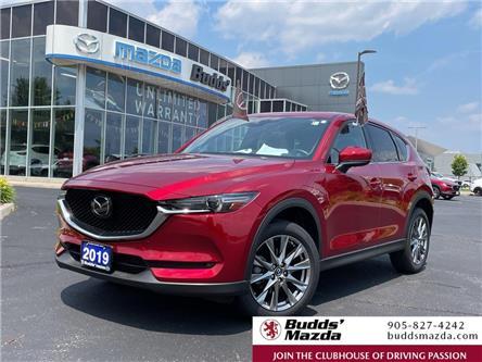 2019 Mazda CX-5 Signature (Stk: P3832) in Oakville - Image 1 of 21