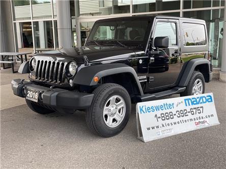 2016 Jeep Wrangler  (Stk: 37638A) in Kitchener - Image 1 of 26
