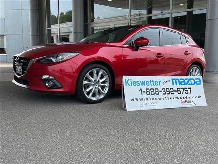 2015 Mazda Mazda3 Sport  (Stk: 37516A1) in Kitchener - Image 1 of 30