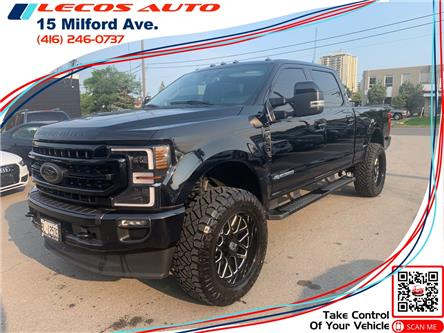 2020 Ford F-250 Lariat (Stk: E29408) in Toronto - Image 1 of 13
