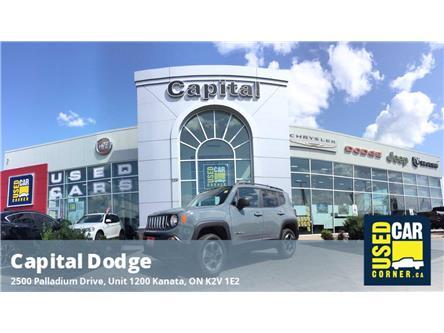 2018 Jeep Renegade Sport (Stk: M00211B) in Kanata - Image 1 of 24