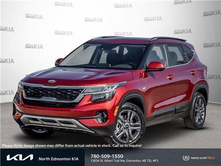 2022 Kia Seltos EX (Stk: 22SE4845) in Edmonton - Image 1 of 23