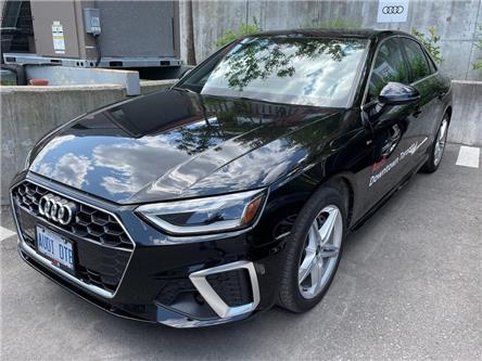 2021 Audi A4 45 Progressiv (Stk: 210546) in Toronto - Image 1 of 5