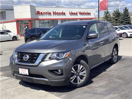 2017 Nissan Pathfinder SL (Stk: 11-21767A) in Barrie - Image 1 of 24