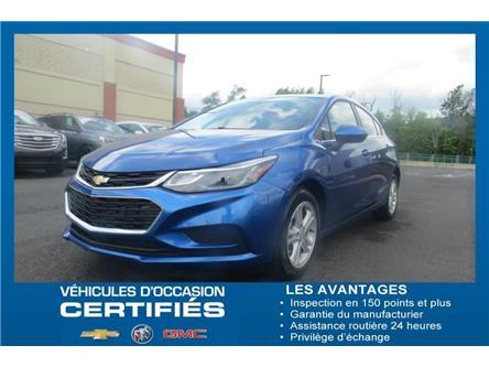 2018 Chevrolet Cruze LT Auto (Stk: U9179) in Sainte-Julie - Image 1 of 21