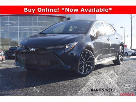 2021 Toyota Corolla Hatchback Base (Stk: 19-29385) in Ottawa - Image 1 of 23
