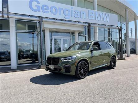 2021 BMW X5 xDrive40i (Stk: B21100) in Barrie - Image 1 of 9