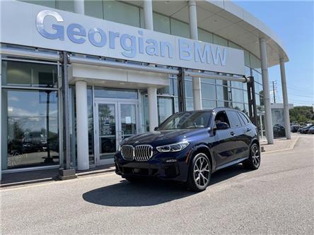 2021 BMW X5 xDrive40i (Stk: B21228) in Barrie - Image 1 of 8