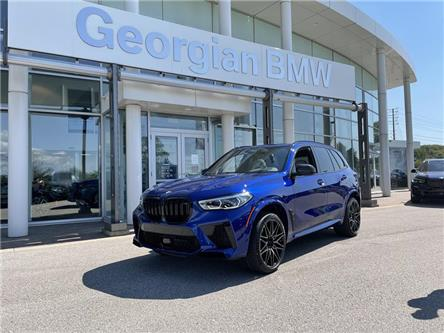 2021 BMW X5 M Competition (Stk: B21233) in Barrie - Image 1 of 12