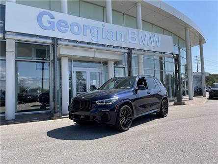 2021 BMW X5 xDrive40i (Stk: B21254) in Barrie - Image 1 of 9