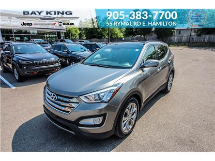 2014 Hyundai Santa Fe Sport 2.0T Limited (Stk: 217593C) in Hamilton - Image 1 of 23