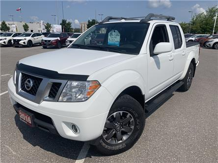 2016 Nissan Frontier PRO-4X (Stk: MC128607A) in Bowmanville - Image 1 of 22