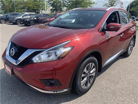 2015 Nissan Murano SL (Stk: MW311078A) in Bowmanville - Image 1 of 15