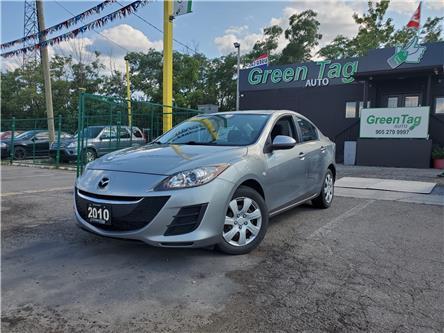 2010 Mazda Mazda3 GS (Stk: 5611) in Mississauga - Image 1 of 24