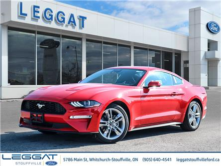 2021 Ford Mustang  (Stk: 21M1116) in Stouffville - Image 1 of 20