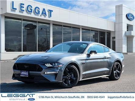 2021 Ford Mustang  (Stk: 21M1129) in Stouffville - Image 1 of 21