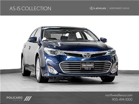2013 Toyota Avalon Limited (Stk: 042320T) in Brampton - Image 1 of 25