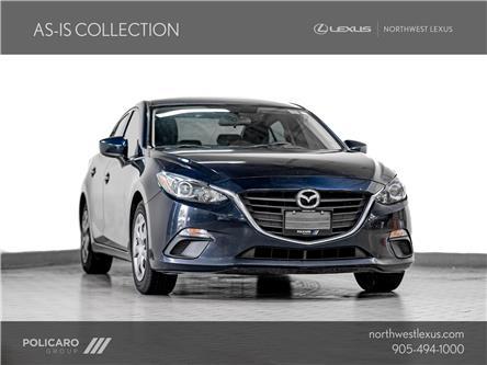 2014 Mazda Mazda3 GS-SKY (Stk: 115825T) in Brampton - Image 1 of 19