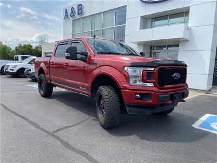 2020 Ford F-150 Lariat (Stk: A6220) in Perth - Image 1 of 22