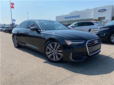 2019 Audi A6 55 Progressiv (Stk: 17905) in Calgary - Image 1 of 20