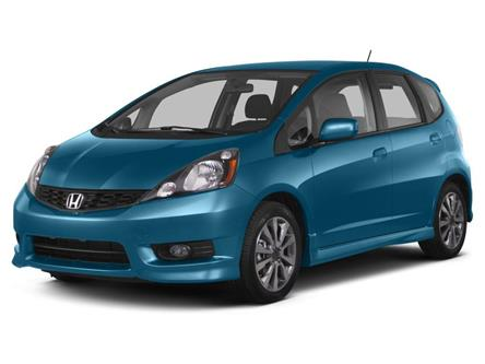 2013 Honda Fit Sport (Stk: X33181) in Langley City - Image 1 of 10