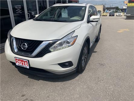 2016 Nissan Murano  (Stk: 211219) in Chatham - Image 1 of 14
