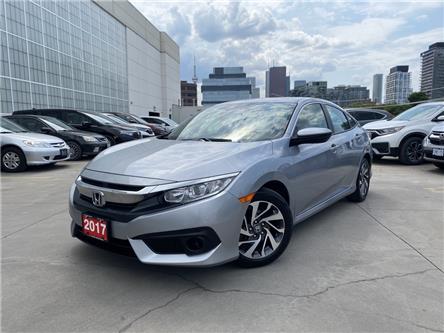 2017 Honda Civic EX (Stk: HP4418) in Toronto - Image 1 of 29