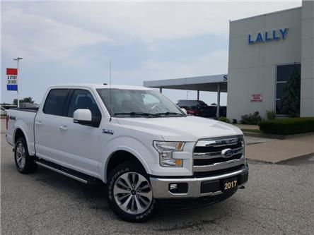 2017 Ford F-150 Lariat (Stk: S6968A) in Leamington - Image 1 of 31