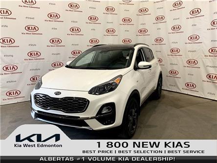 2022 Kia Sportage EX Premium S (Stk: 23138) in Edmonton - Image 1 of 29