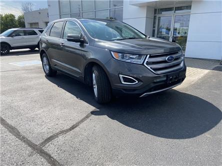 2017 Ford Edge SEL (Stk: 21208A) in Perth - Image 1 of 16