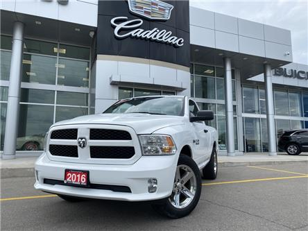 2016 RAM 1500 ST (Stk: C701149A) in Newmarket - Image 1 of 17