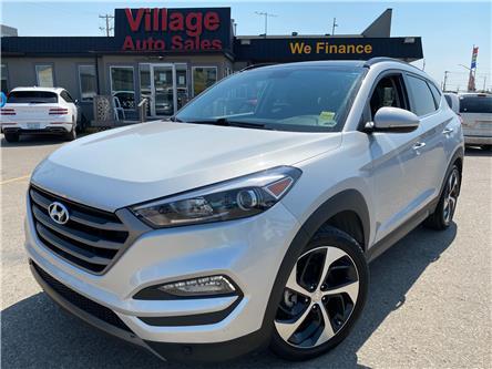 2016 Hyundai Tucson Limited (Stk: P38456) in Saskatoon - Image 1 of 23