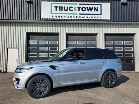 2017 Land Rover Range Rover Sport HSE DYNAMIC (Stk: T0438) in Smiths Falls - Image 1 of 27