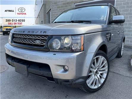 2012 Land Rover Range Rover Sport HSE LUX (Stk: 49921A) in Brampton - Image 1 of 28