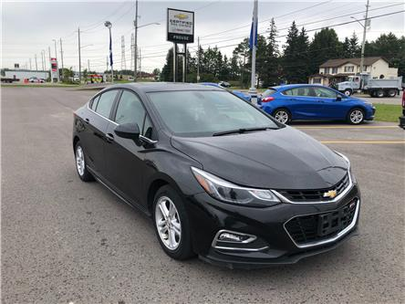 2018 Chevrolet Cruze LT Auto (Stk: 7719-21AA) in Sault Ste. Marie - Image 1 of 13