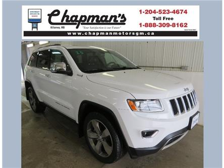 2015 Jeep Grand Cherokee Limited (Stk: 21-169A) in KILLARNEY - Image 1 of 37