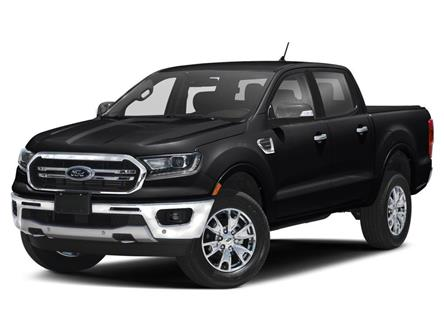 2021 Ford Ranger Lariat (Stk: W0940) in Barrie - Image 1 of 9